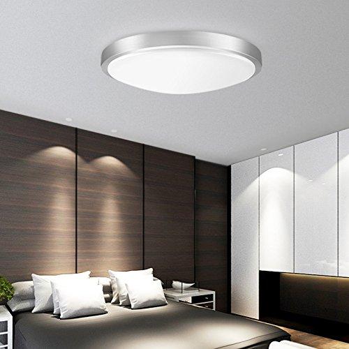 ETiME® LED Deckenleuchte Deckenlampe Modern Wohnzimmer Lampe Schlafzimmer Küche Panel Leuchte Warmweiß Kaltweiß
