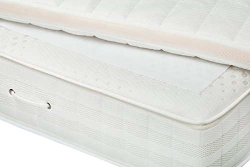 MOON-clean Anti-Rutsch Unterlage für Boxspring Betten Topper und Matratzen basic made in Germany