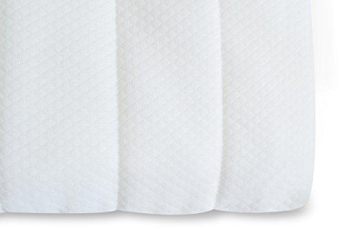 Mister Sandman C0004 Visco Topper, Matratzenauflage, Schutz für Matratze, H2 H3