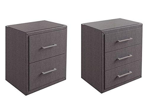 Furniture for Friends Nachtkonsole Tablo & Nachtkonsole Sinus
