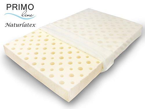 Naturlatex Topper Matratzenauflage ohne Außenbezug