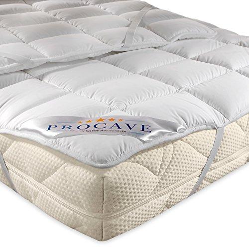 procave micro comfort matratzenschoner mit eckgummis boxspringbetten online. Black Bedroom Furniture Sets. Home Design Ideas