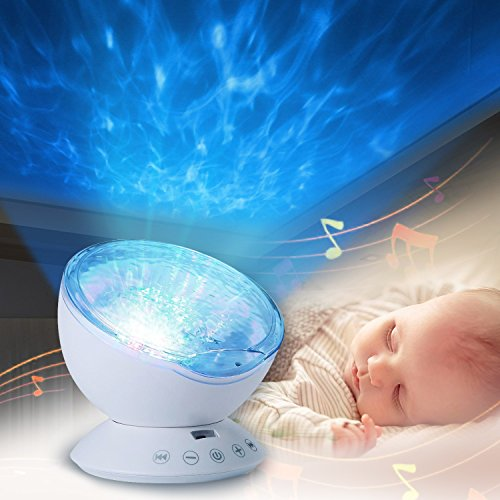 m bel24 boxspringbett projektor lampe infreecs schlaf nachtlicht lampe mit fernbedienung 12. Black Bedroom Furniture Sets. Home Design Ideas