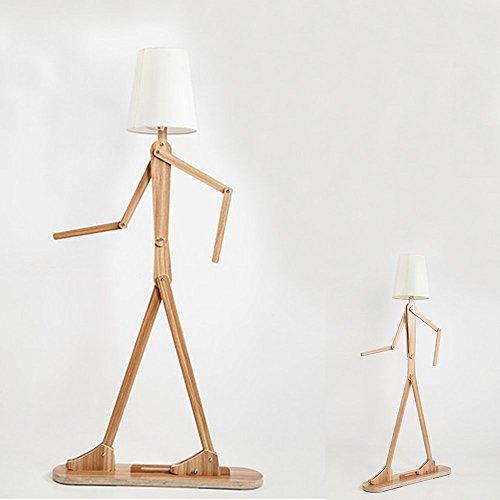 QIANGUANG Modern Nordischer Stil Kreative Stehlampe ...