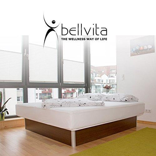 SONDERAKTION bellvita Wasserbett inkl. Lieferung und Aufbau durch Fachpersonal, 180 cm x 200 cm