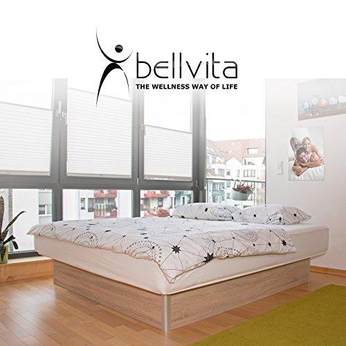 SONDERAKTION bellvita Wasserbett inkl. Lieferung und Aufbau durch Fachpersonal, 180 cm x 220 cm
