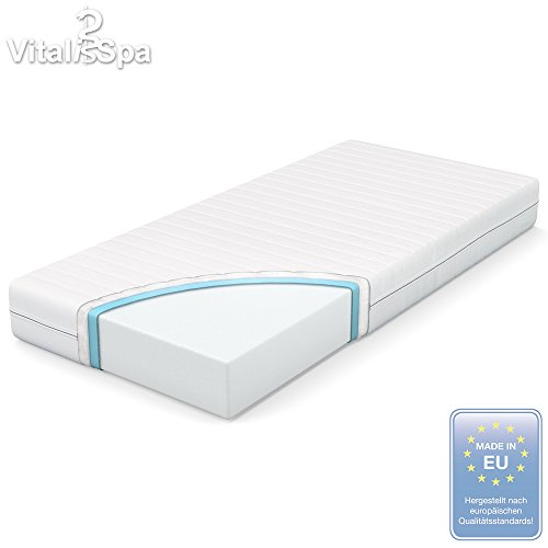 VitaliSpa Calma Comfort Premium Kaltschaum Matratze Marken 16 cm