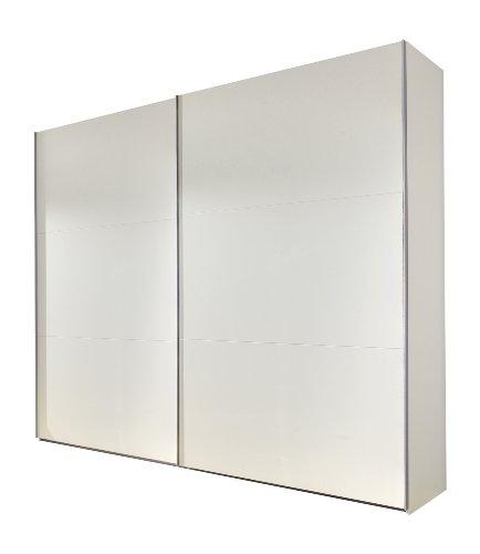 Wimex Kleiderschrank/Schwebetürenschrank Match Up, (B/H/T) 225 x 236 x 65 cm, Alpinweiß