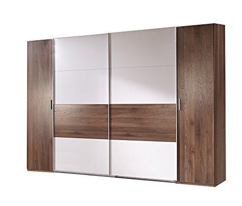 Wimex Kleiderschrank/Eckschrank Click, 2 Türen, (B/H/T) 95 x 198 x 95 cm, Eiche Sägerau