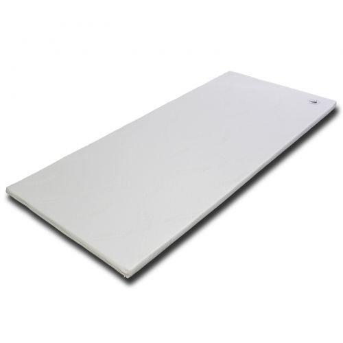 """Bezug für Viscoauflage Topperbezug """"PUROTEX®"""" unversteppt 90x200 Material ohne Bezugshilfe, Größe 9 cm"""