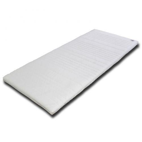 """Bezug für Viscoauflage Topperbezug """"PUROTEX®"""" versteppt 90x200 Material mit Bezugshilfe, Größe 7 cm"""