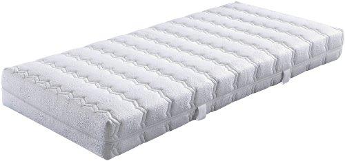 hn8 549370 belvedere 7 zonen tonnen taschenfederkernmatratze 1000 100 x 200 cm m bel24. Black Bedroom Furniture Sets. Home Design Ideas