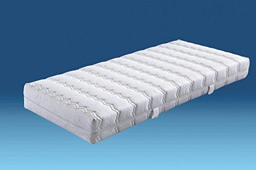 hn8 belvedere tonnentaschenfederkern matratze 7 zonen ttfk kaltschaum mit waschbarem bezug. Black Bedroom Furniture Sets. Home Design Ideas