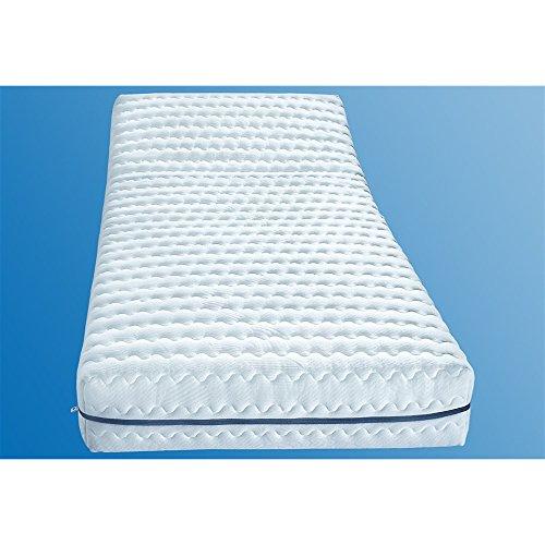 hn8 ta wash 5 zonen taschenfederkern matratze bezug waschbar gesamth he ca 19 cm gr sse 80. Black Bedroom Furniture Sets. Home Design Ideas