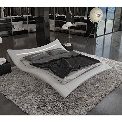 innocent polsterbett 180x200cm wei led beleuchtung farbwechsel seducce 0 boxspringbetten online. Black Bedroom Furniture Sets. Home Design Ideas