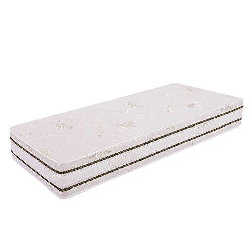 Ailime Arcobaleno Mehrschicht-Matratze, 18 cm Hoch, Memory-Schaum + Gel + Waterfoam