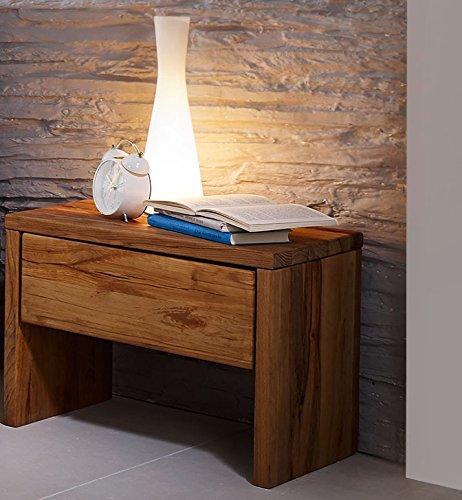 m bel24 boxspringbett sam nachtkommode benedikt aus massiver kernbuche 0. Black Bedroom Furniture Sets. Home Design Ideas