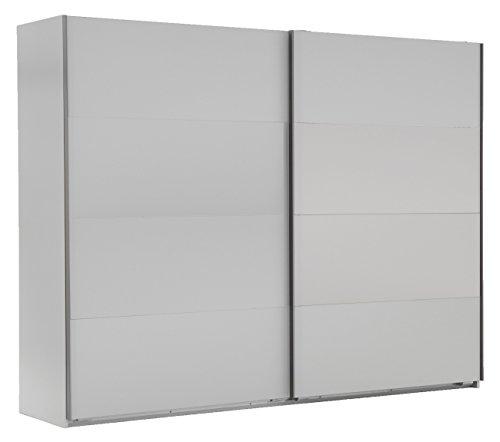 Wimex Kleiderschrank/Schwebetürenschrank Easy A Plus, (B/H/T) 180 x 210 x 65 cm, Weiß
