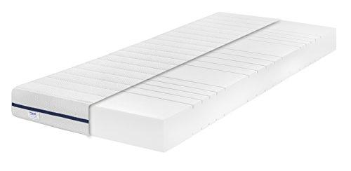 traumnacht orthop dische kaltschaummatratze h rtegrad 3 120x200 cm wei. Black Bedroom Furniture Sets. Home Design Ideas