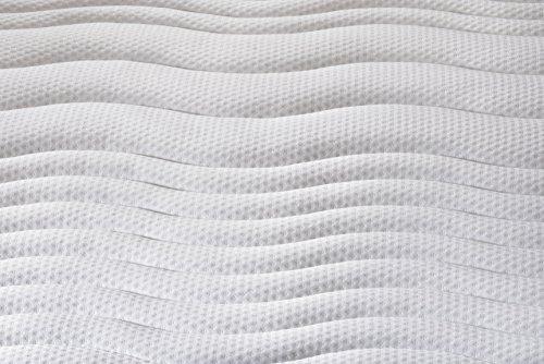traumnacht 4 star orthop dische 7 zonen tonnentaschenfederkern matratze h rtegrad 3 h3 90 x. Black Bedroom Furniture Sets. Home Design Ideas
