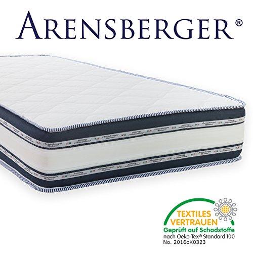 arensberger relaxx 9 zonen wellness matratze mit 3d memory. Black Bedroom Furniture Sets. Home Design Ideas
