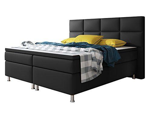 Boxspringbett MIAMI Hotelbett Betten 140cm oder 180x 200 cm Wählbar