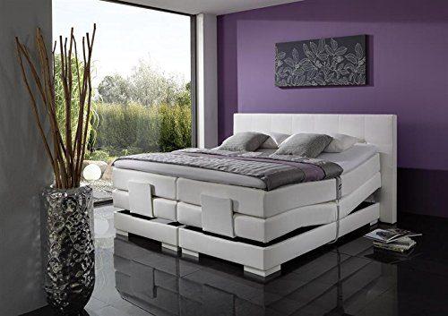Breckle Boxspringbett 180 x 200 cm Oxford Box Born Hollanda TFK Topper Kaltschaum Comfort