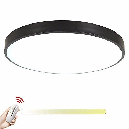 Deckenlampe Pendelleuchte Ultra-dünne Deckenleuchte modern Einfachheit runder LED Stärke 5 cm Deckenleuchte für Wohnzimmer Schlafzimmer Restaurant Studie Zimmer Gang Balkon Beleuchtung