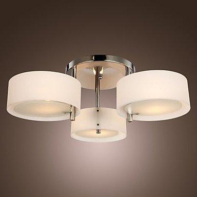 J&G Deckenleuchte Pendelleuchte Deckenlampe Pendellampe Hängelampe für Schlafzimmer Wohnzimmer Esszimmer usw.