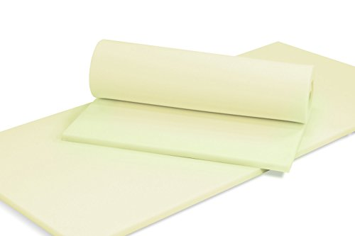 MSS® Schaumstoff Schaumstoffplatte Matratze Schaum Polster Auflage Topper RG27/45