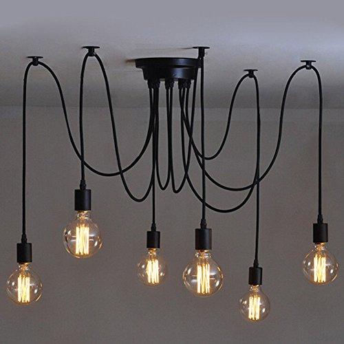 Vintage Lichter für Kronleuchter