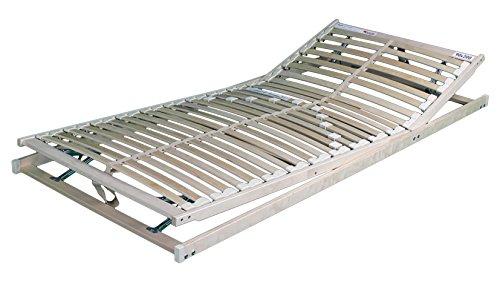 Breckle Lattenrost Sigma K+F MZV verstellbar manuell 90 x 200 cm