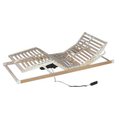 breckle lattenrost sinus elektro verstellbar elektrisch 120 x 200 cm m bel24 boxspringbett. Black Bedroom Furniture Sets. Home Design Ideas