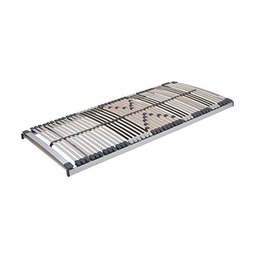 Malie 7-Zonen Lattenrost Classic Flex 42 NF, unverstellbar 80x200 cm