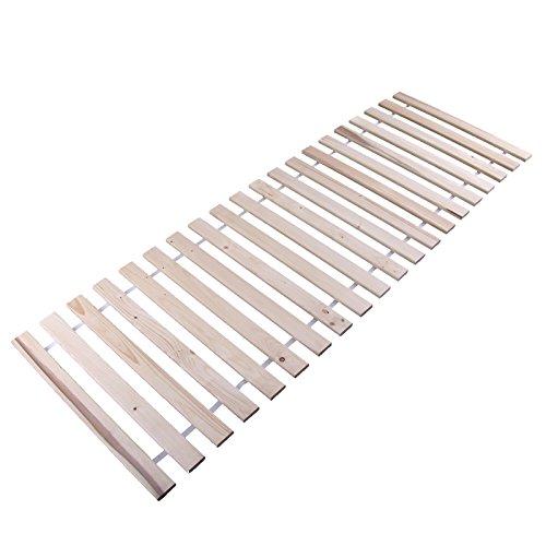 Rolllattenrost Rollrost Lattenrost Bettrost Rollroste Holzlatten Latten Rost 90x200 cm 18 Stück