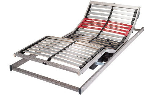 Schlaraffia Classic 28 M elektrischer 5-Zonen Lattenrost 100x200 cm