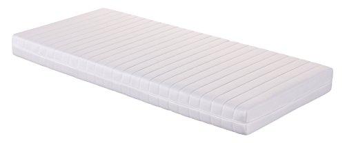 Betten ABC 9 Zonen orthopädische Kaltschaummatratze OrthoMatra KSP-1000 / Matratze H2 in 140 x 200 cm - auch für Allergiker geeignet