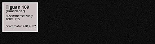 OUTLET !! Boxspringbett Inter mit 4 Schubladen, Bonell Federkernmatratze, inkl. Komfortschaum-Topper, Doppelbett Ehebett amerikanisches Bett (Tiguan 109, 160 x 200 cm)