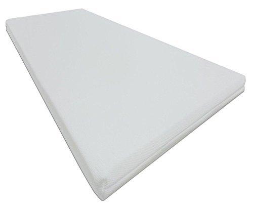 Dibapur ® Kingsize Soft: Orthopädische Kaltschaummatratze H2 (70x200) Kernhöhe ca. 22,5 cm , mit 3D Air Fresh Bezug ca. 23,5 cm - Made in Germany -