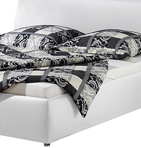 Maintal Betten 232650-4691 Polsterbett Minu 100 x 200 cm, Kunstleder