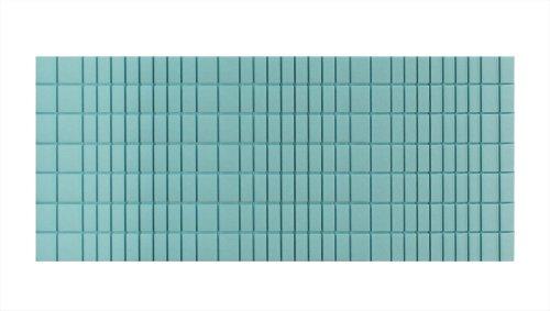 WINNER-KS-RG55 ORTHOPÄDISCHE Kaltschaummatratze 7 Zonen mit Cool-Max Bezug, waschbar 60°C - Groesse 90x200 - Haertegrad H2