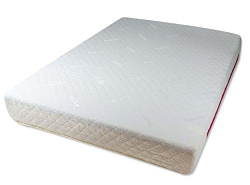hypnia Gelmatratze, Memory-Foam (Schaumstoff), Coolgel, 140x190cm, inkl. 2Kissen, 140 x 190 cm
