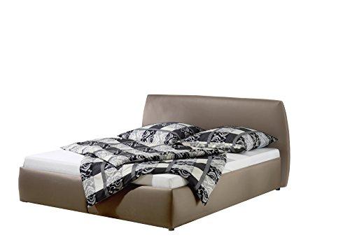 Maintal Betten 234963-4130 Polsterbett Minu 100 x 200 cm, Kunstleder