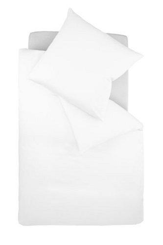 Dream Art Classic Bettwäsche-Set, Baumwolle, weiß, 135 x 200 cm