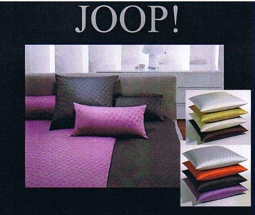 JOOP! Bettwaesche Mako-Satin Cornflower 4020 80x80 cm - 135x200 cm