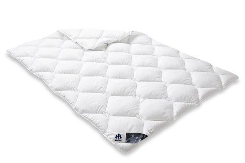 Badenia 9 690 540-01 Bettcomfort Steppbett Irisette Edition Duo, 135 x 200 cm, weiß