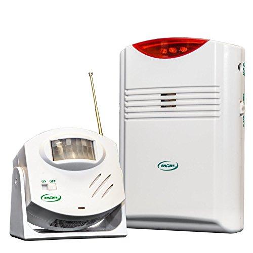 Wireless Nachttisch oder die Tür Bewegungsmelder mit Pager/Alarm
