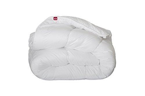 Abeil Bettdecke 4Jahreszeiten, Polyester, Weiß, 260x 240cm
