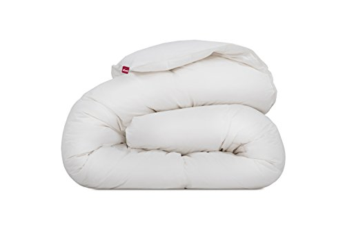Abeil Prestige Bettdecke, Baumwolle/Polyester, Weiß, weiß, 140 x 200 cm