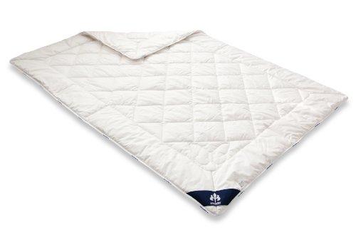 Badenia 03 630 481 140 Bettcomfort Sommersteppbett Irisette, 135 x 200 cm, weiß